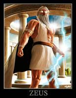 ZEUS - GREEK GODS PROJECT by ISIKOL