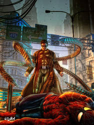 DOCTOR OCTOPUS by ISIKOL