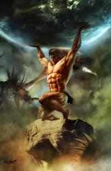 ATLAS - BORIS TRIBUTE by ISIKOL