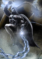 MOONKNIGHT by ISIKOL