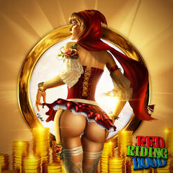 RED RIDING HOOD - ENTERING CASINO WORLD by ISIKOL