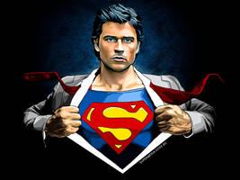 Clark - Superman by farmboy73rus