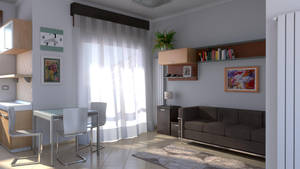 my Living room by andr3a-00