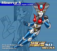 SD Minerva X by CKaiCydek