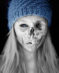 Beautiful Skull by overseason