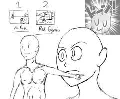 I Still Draw Guys!! by Mistarooni