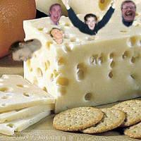 Swiss Cheese People by sonicblu