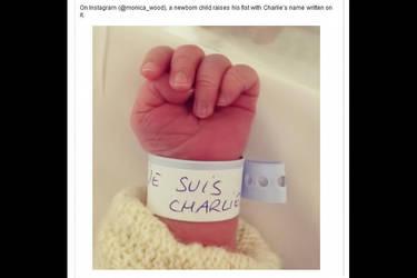Je suis baby charlie by ookamedias