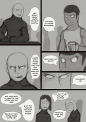 BWTMN fan comic! by ShikiCreations