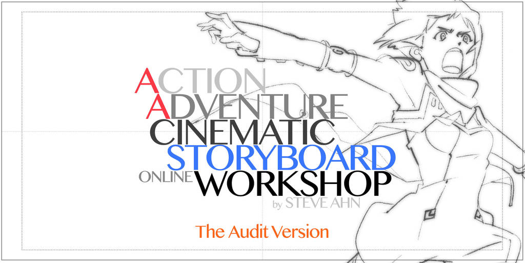 My Storyboard Workshop Audit Version! by SteveAhn