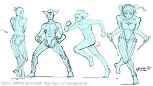 Drawing Demo by SteveAhn