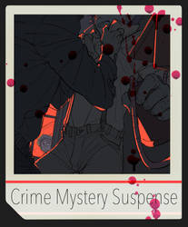 Crime Mystery Suspense by SteveAhn