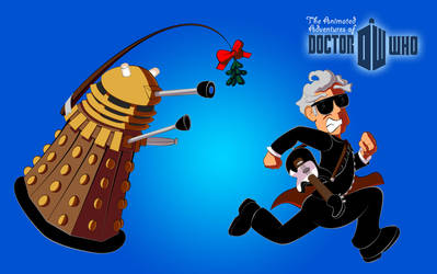 Doctor Dalek by tgillingham