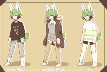 Lime Ref by Kemonomika