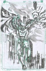 JLA Batman by jgalino