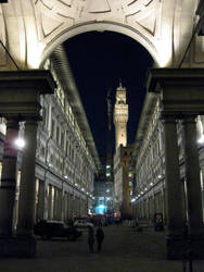 Uffizi Gallery, Florence by sarsgaard
