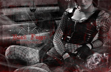 Black Dagger Brotherhood Xhex by QuileutesLover