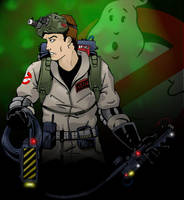 Ghostbuster by indyguy