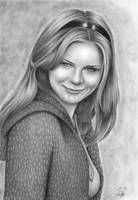 Kirsten Dunst 3 by LittleRamona