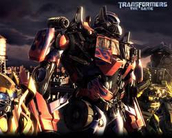 The Autobots: The Game by Ryssa-Aquicoine