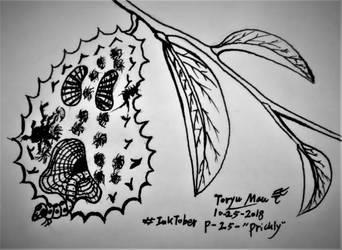 Extra Prickly by ToryuMau