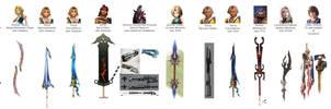 Future Swords by ToraKingz