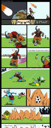 Dota Football #1 by JujiBla