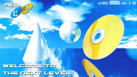 Sega MegaCD BIOS ver. 2.00 by DerZocker
