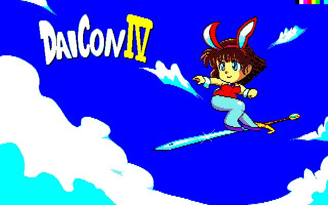 Daicon IV - PC88 by DerZocker