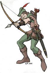 Robin Hood by meleeinabox