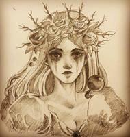 Boceto by Antares-Alkimista