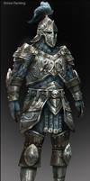 Medium Armor Elder Scrolls by coreyart7