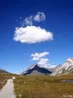 Sky Is Mine by HghlnDR
