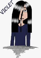 Violet by TheWolfQueen