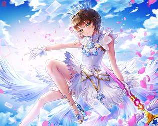 Cardcaptor Sakura by hotpppink