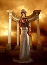 In the Name of the Goddess by Nawheera