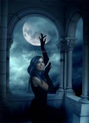 Touching the Night by Nawheera