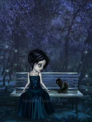 My only friend by Nawheera