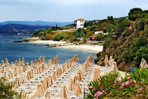 Halkidiki Coast  Greece by CitizenFresh