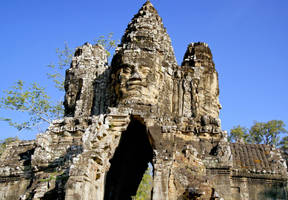 Angkor  Thom 2 by CitizenFresh