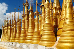 Golden Myanmar by CitizenFresh
