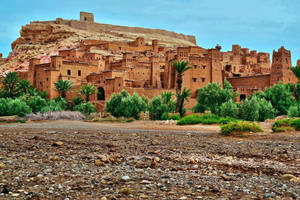 Ait   Benhaddou by CitizenFresh