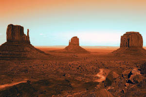 Monument Valley 6 by CitizenFresh