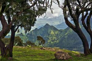 Semien Mountains 2 by CitizenFresh
