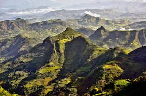 Semien Mountains 3 by CitizenFresh