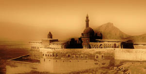 Ishak Pasha Palace by CitizenFresh