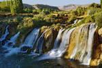 Muradiye Waterfall by CitizenFresh