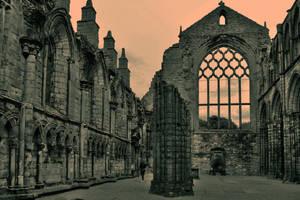 Holyrood  Abbey 2 by CitizenFresh