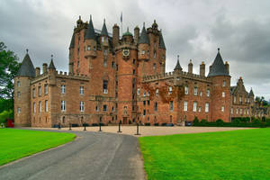 Glamis Castle by CitizenFresh