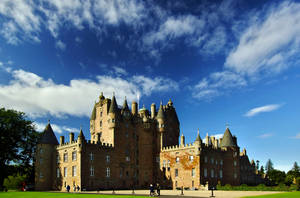 Glamis Castle 2 by CitizenFresh